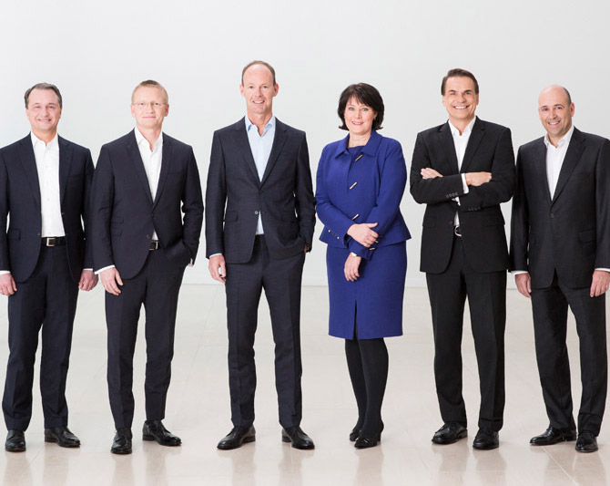 Bertelsmann Executive Board